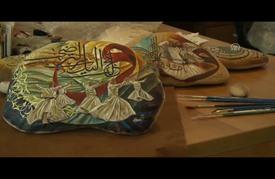فنان لبناني يخلد الحضارة في لبنان على الأحجار