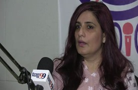 صحفية باكستانية تتصدى لظاهرة التحرش بالنساء