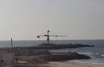 """مصدر لـ""""عربي21"""": الاحتلال يشتكي لمصر بناء ميناء بخانيونس"""