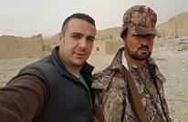 """سهيل الحسن """"يهين"""" شادي حلوة أمام جنوده (شاهد)"""