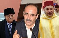 صحيفة:عباس ناشد ملك المغرب لوقف تدخل العماري في فلسطين