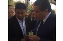 الأمم المتحدة تمنع صديق ملك المغرب من حضور كوب22(شاهد)