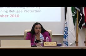 مسؤولة أممية: 53 بالمئة من لاجئي العالم في المنطقة العربّية