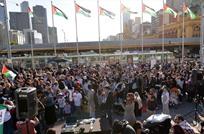 استراليون يشاركون باحتفالات اليوم الوطني لفلسطين