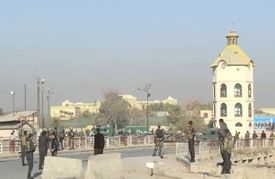ستة قتلى على الأقل في هجوم على حافلة رسمية صغيرة في كابول