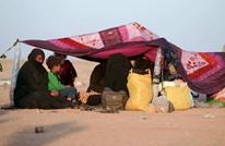 سكان الموصل يخشون البرد والجوع في حصار الشتاء