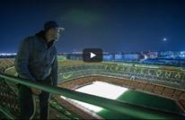 مدهش.. شباب الباركور يتسللون ليلا لملعب برشلونة (فيديو)