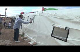 قوات الاحتلال تهاجم قرية ياسر عرفات المناهضة للاستيطان بالضفة
