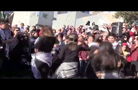 أستراليون يشاركون في احتفالات اليوم الوطني لفلسطين