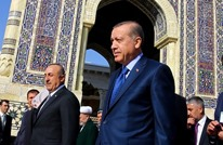 أردوغان يزور ضريح الإمام البخاري في سمرقند (شاهد)