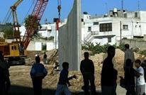 إطلاق لبنان بناء جدار حول مخيم عين الحلوة يثير ردود فعل