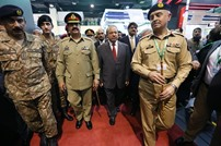 معرض الصناعات الدفاعية في كراتشي
