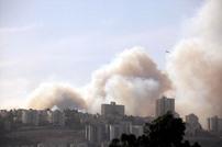 إخلاء الآلاف في حيفا بسبب الحرائق