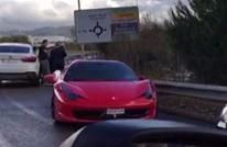 نيمار يتعرض لحادث سير خطير قبل مباراة سوسيداد (فيديو)