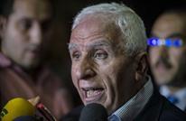 وفد من منظمة التحرير برئاسة عزام الأحمد يزور دمشق