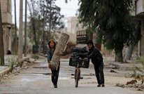 مقتل 15 مدنيا بغارة جوية روسية على مخيم للنازحين بسوريا