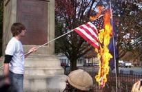 أوباما وترامب.. كيف ينظران إلى حرق العلم الأمريكي