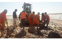 السيول تقتل 7 أشخاص وتجرف الألغام بالصحراء المغربية