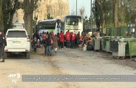 400 شخص من مخيم كاليه يتحضرون للانتقال لمراكز إيواء بفرنسا