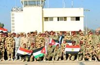 تدريبات عسكرية مصرية أردنية مشتركة تبدأ اليوم