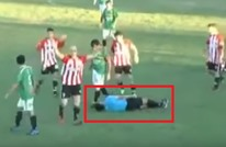 لاعب مكسيكي يقتل حكما بلكمة قاضية احتجاجا على طرده(فيديو)