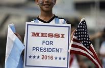 ناخب أمريكي يخلق الحدث بتصويته لصالح ميسي (صورة)
