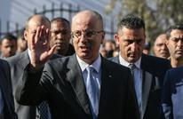 الحمد الله يتوجه إلى غزة برفقة رئيس المخابرات الفلسطينية