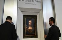 لوحة دافنشي للمسيح تباع بـ450 مليون دولار (صور)
