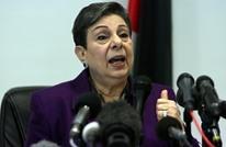 رد قوي من حنان عشرواي على التطبيع الإماراتي مع الاحتلال