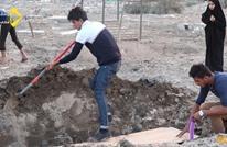 شاب عراقي يقضي ليلة داخل القبر.. كيف وصف تجربته؟ (شاهد)