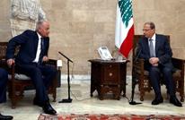 عون يستقبل أبو الغيط ويعلق على بيان وزراء الخارجية العرب