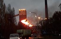 انفجار كبير يهز ضاحية في العاصمة البلجيكية بروكسل