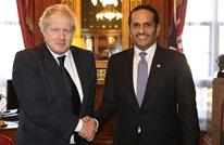 مباحثات قطرية بريطانية حول تطورات الساحة الخليجية والإقليمية
