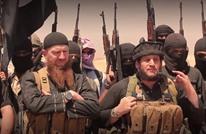 صحيفة روسية: مقاتلو داعش الروس يفرون من سوريا إلى سيناء