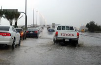 وفاة سعودي بسبب الأمطار وإنقاذ 111 آخرين (شاهد)