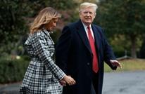 ترامب يصل إلى فرنسا وسط توتر دبلوماسي مع ماكرون