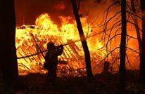 حرائق كاليفورنيا تقتل 9 أشخاص وتدمر آلاف المنشآت