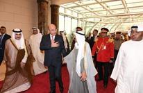 رئيس العراق يسلّم أمير الكويت دفعة من ممتلكات بلاده (صور)