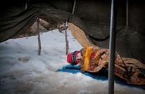 """""""الأورومتوسطي"""" يدعو لإغاثة أطفال سوريا في مخيمات اللجوء"""