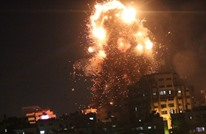 هذا ما فعلته طائرات الاحتلال في غزة الليلة الماضية (صور)
