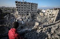 شبكة الأقصى تطلق حملة لإعادة بناء مقر فضائيتها بغزة