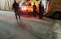 إصابة 5 من شرطة الاحتلال بعملية طعن في القدس (شاهد)