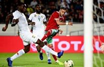 """المغرب يفك """"عقدة"""" أسود الكاميرون بثنائية نظيفة (شاهد)"""