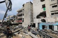 إحصائية: الاحتلال دمّر 77 منزلا في عدوانه الأخير على غزة