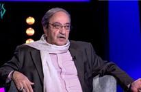 دريد لحام: ما يحدث في سوريا صراع على الحكم وليس ثورة