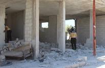 مقاتلو المعارضة يقولون إن الجيش صعّد هجماته على إدلب