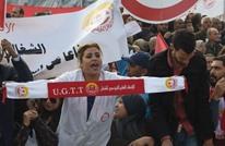 وزير تونسي ينفي المساس بالأجور مع دخول الإضراب يومه الثاني