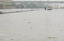 مصرع 7 أشخاص جراء سيول شمال العراق (شاهد)