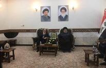 """بارزاني والصدر يتحدثان عن """"بداية جديدة"""" بين أربيل وبغداد"""