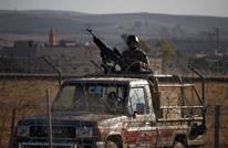 بعد الغارة على دمشق.. سقوط قذيفة شمال الأردن (فيديو)